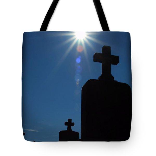 Have Faith... Tote Bag by Karol Livote