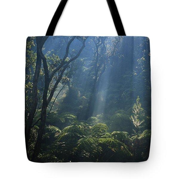 Hawaiian Rainforest Tote Bag by Gregory G. Dimijian, M.D.