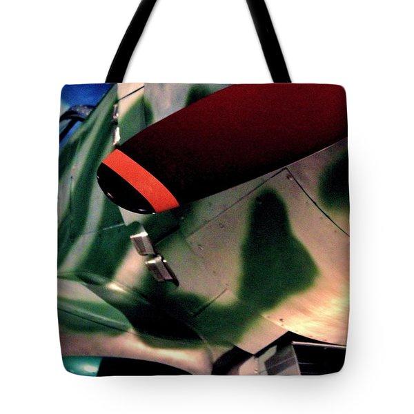 Hayabusa Tote Bag by Benjamin Yeager