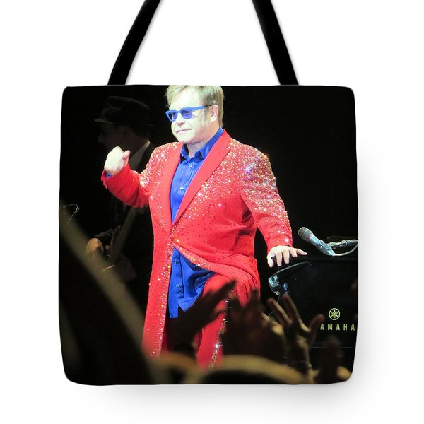 He Still Has It Tote Bag by Aaron Martens