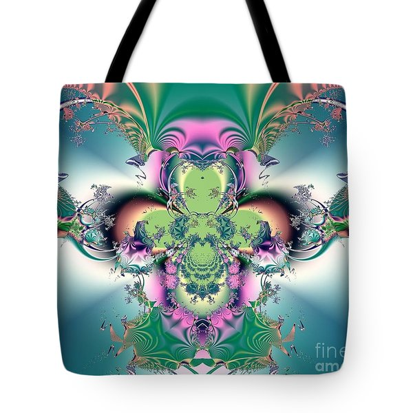 He Will Come Again In Glory Tote Bag by Luther   Fine Art