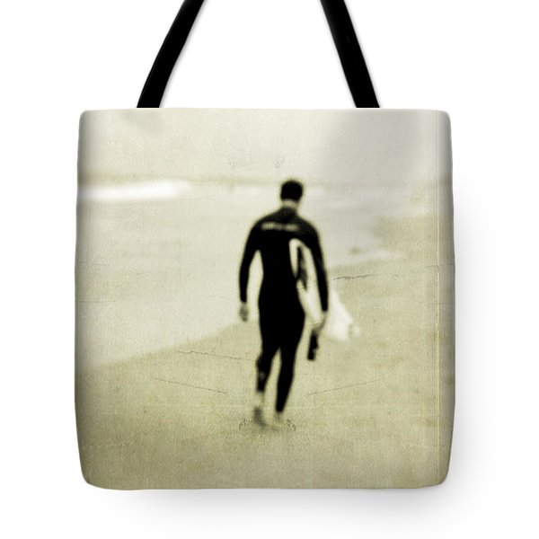 Heading Home Tote Bag by Scott Pellegrin