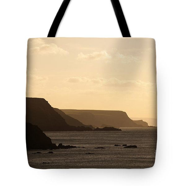 Headland Tote Bag by Anne Gilbert