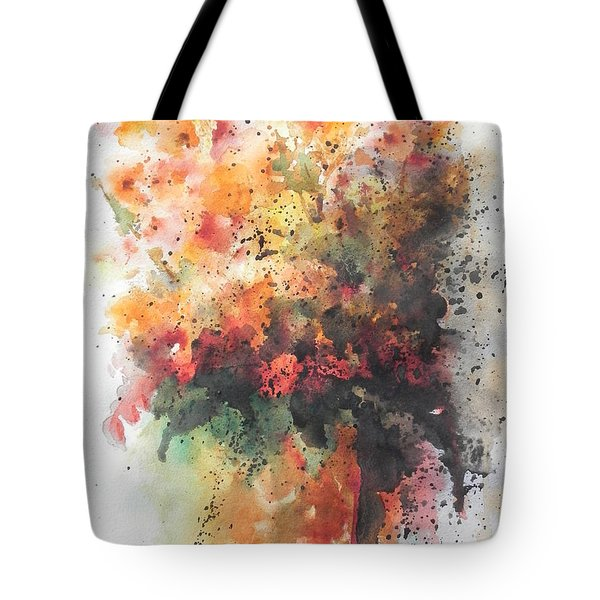 Healing Tote Bag by Chrisann Ellis