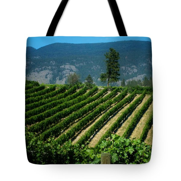 Heard it Through the Grapevine Tote Bag by Lisa Knechtel
