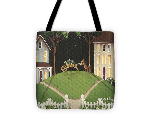 Heather Glen Tote Bag by Catherine Holman