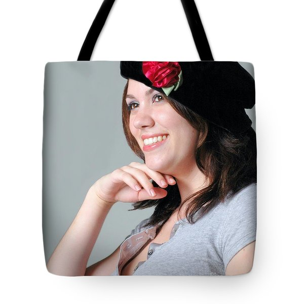 Heather Tote Bag by Kathleen Struckle