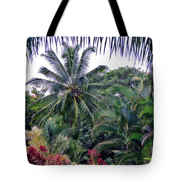 Heavenly Hana Tote Bag by Karon Melillo DeVega