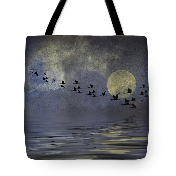 Heavens Gate Tote Bag by Diane Schuster