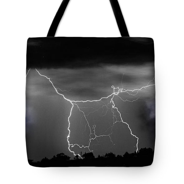 Heavens Gates Happy Easter Tote Bag by James BO  Insogna