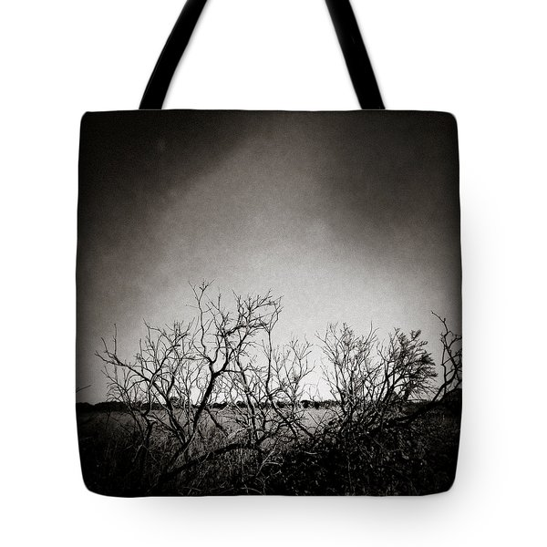 Hedgerow Tote Bag by Dave Bowman