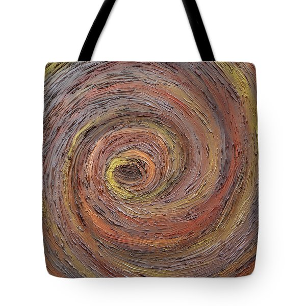 Helix Tote Bag by Angelina Vick
