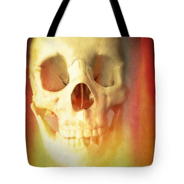 Hell Fire Tote Bag by Edward Fielding