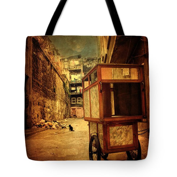Helldorado Tote Bag by Taylan Soyturk