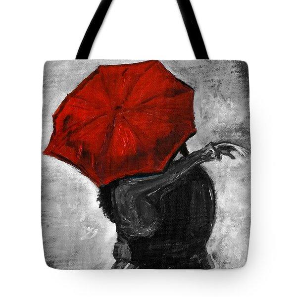 Hello Hello Tote Bag by Leslie Allen