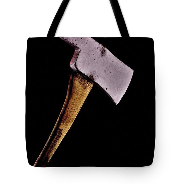 Here's Johnny Tote Bag by Benjamin Yeager