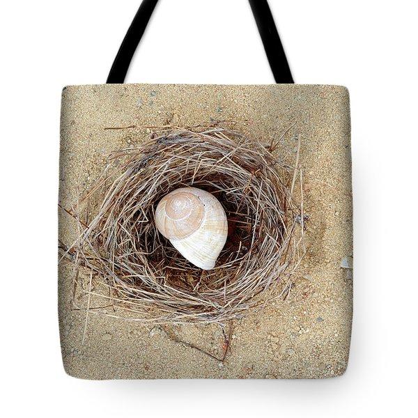 Hermit Tote Bag by Michal Boubin