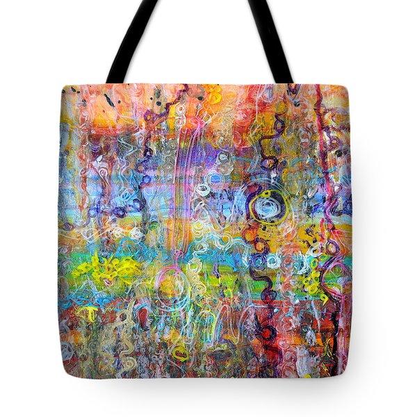 Heterotroph Hypothesis Tote Bag by Regina Valluzzi