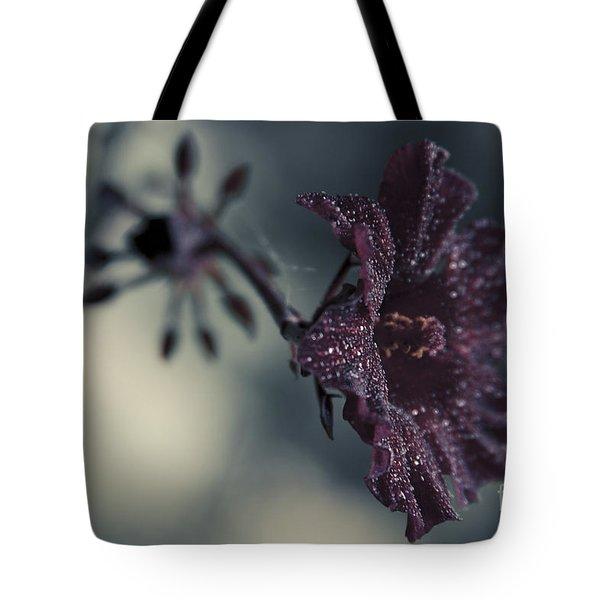 Hibiscus Acetosella Tote Bag by Sharon Mau