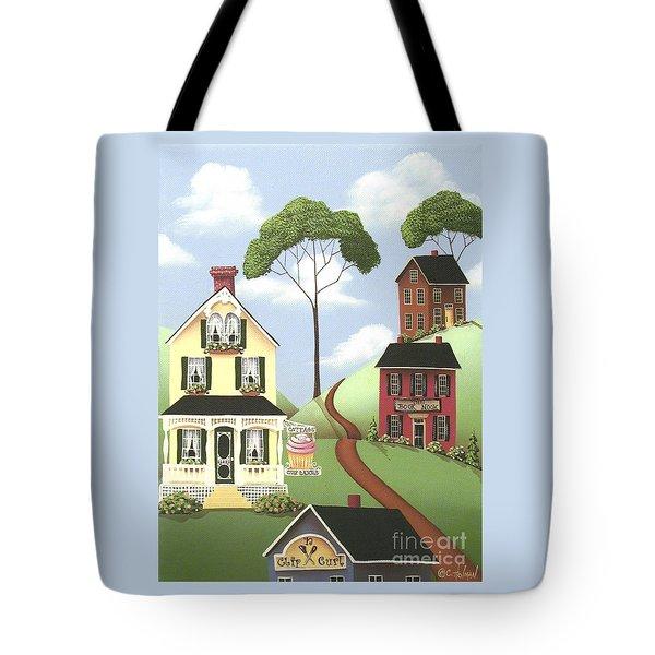 Hickory Grove Tote Bag by Catherine Holman
