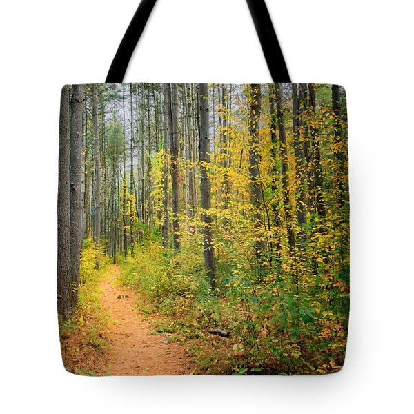 Hidden Valley Tote Bag by Bill  Wakeley