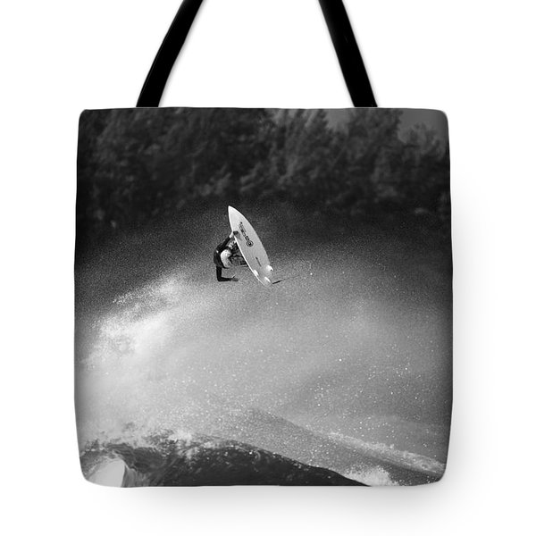 High Flyer Tote Bag by Sean Davey