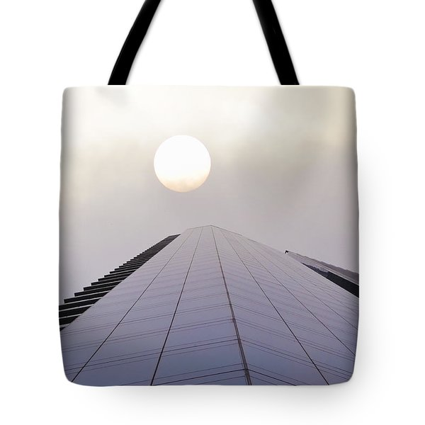 High Noon Tote Bag by Bill Cannon
