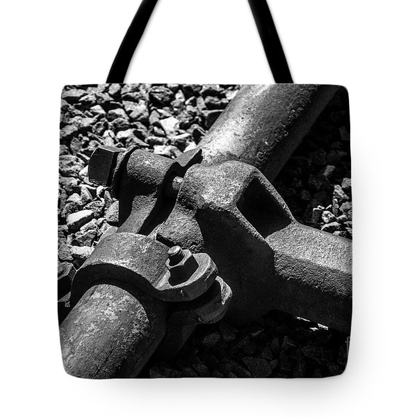 High Pressure Mining Tote Bag by  Bob and Nadine Johnston