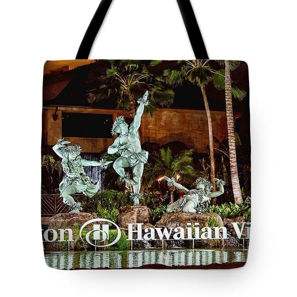 Hilton Tote Bag by Jon Burch Photography