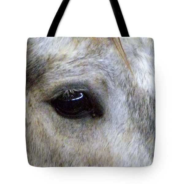 His Spirit Was Stolen Tote Bag by John  Glass