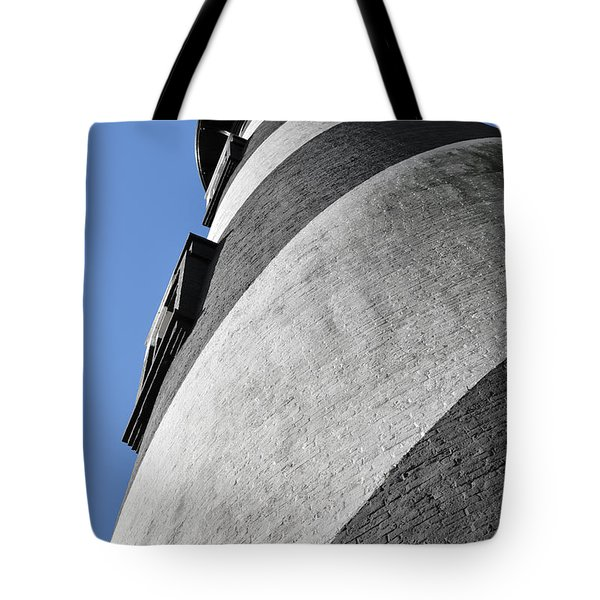Historic St Augustine Lighthouse Tote Bag by Christine Till
