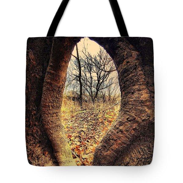 Hobbitt Vip Entrance Tote Bag by Robert McCubbin