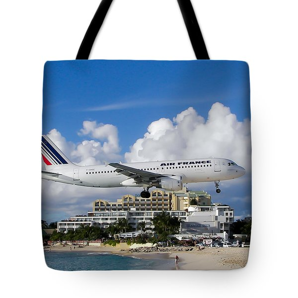 Hold On  Tote Bag by Karen Wiles