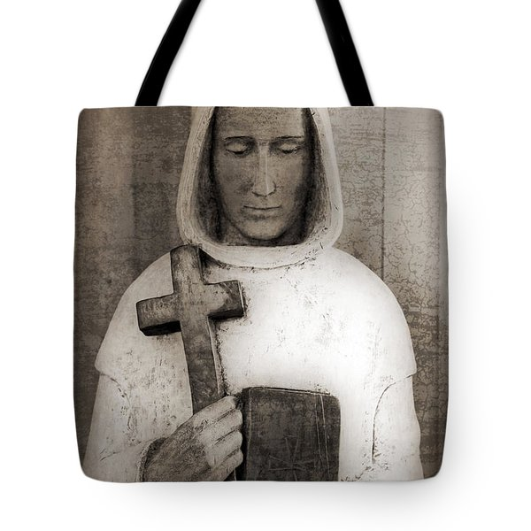 Holy Man Tote Bag by Edward Fielding