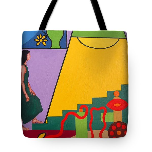 Home At Last Tote Bag by Patrick J Murphy
