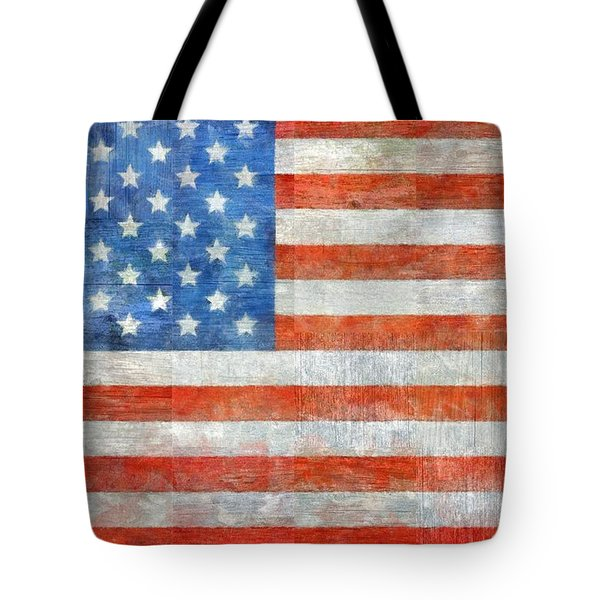 Homeland Tote Bag by Michelle Calkins