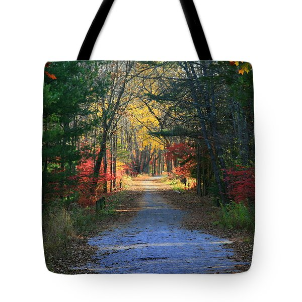Homeward Bound Tote Bag by Neal  Eslinger