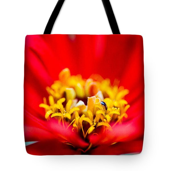 Honey Dew Breakfast Tote Bag by Alexander Senin