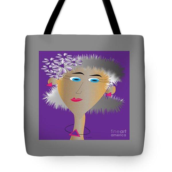 Honey Tote Bag by Iris Gelbart