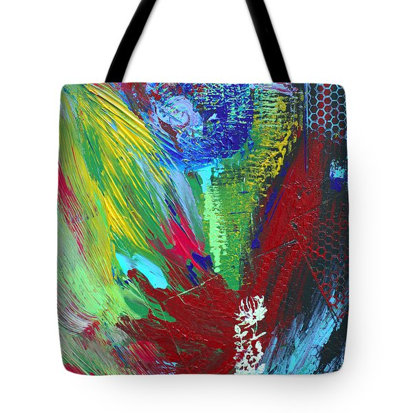 Honeycomb Tote Bag by Donna Blackhall