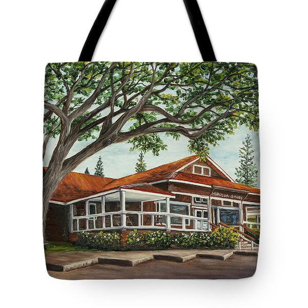 Honolua Store Tote Bag by Darice Machel McGuire