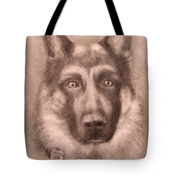 Honor Tote Bag by Jack Skinner