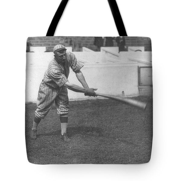 Honus Wagner Tote Bag by Unknown