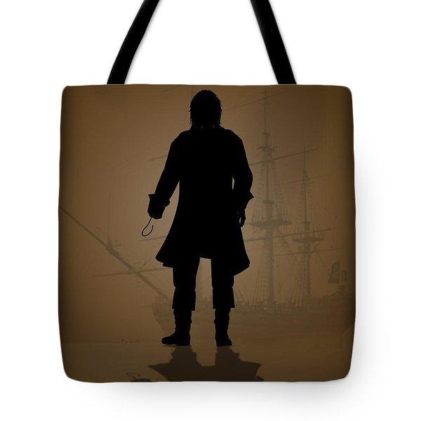 Hook Tote Bag by Bob Orsillo