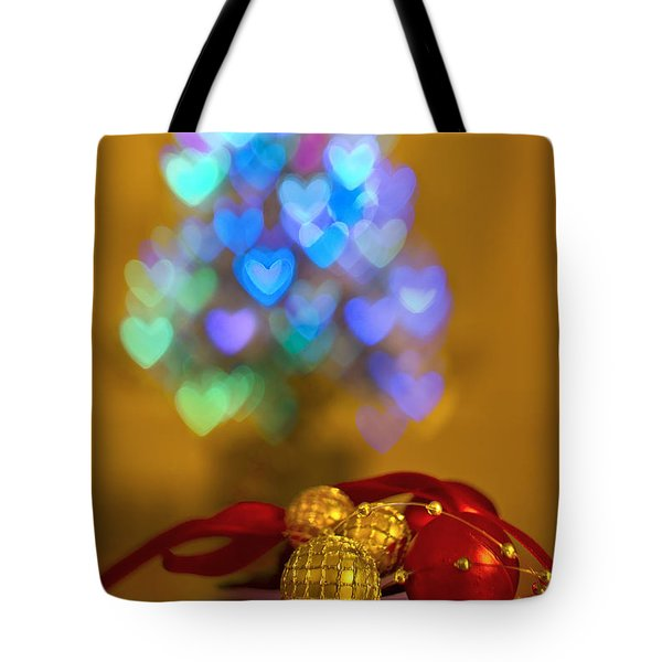 Hope Every Day Is A Happy New Year Tote Bag by Evelina Kremsdorf