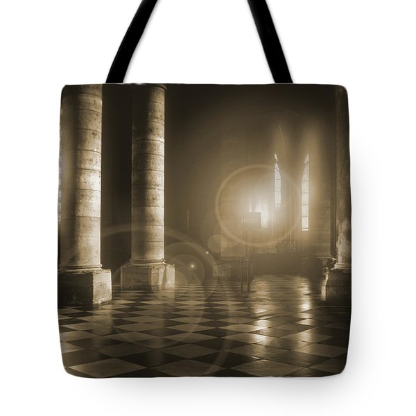 Hope Shinning Through Tote Bag by Mike McGlothlen