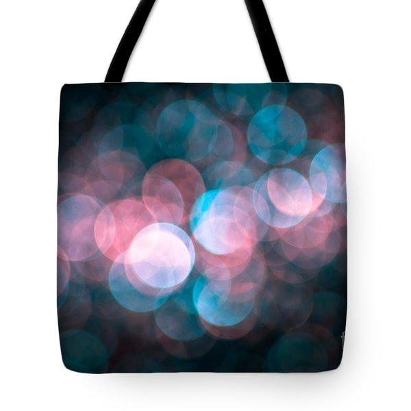 Hopelessly In Love Tote Bag by Jan Bickerton