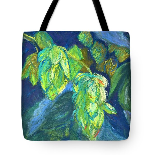 Hoppiness And Harmony Tote Bag by Beverley Harper Tinsley