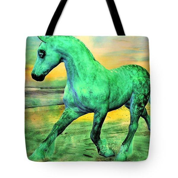 Horizon Tote Bag by Betsy C  Knapp