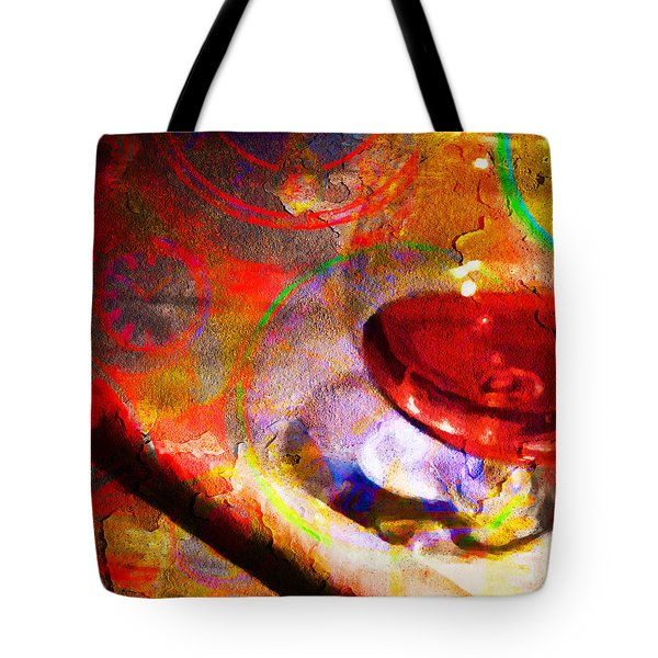 Hors d Age Cognac And Stogie Tote Bag by Wingsdomain Art and Photography